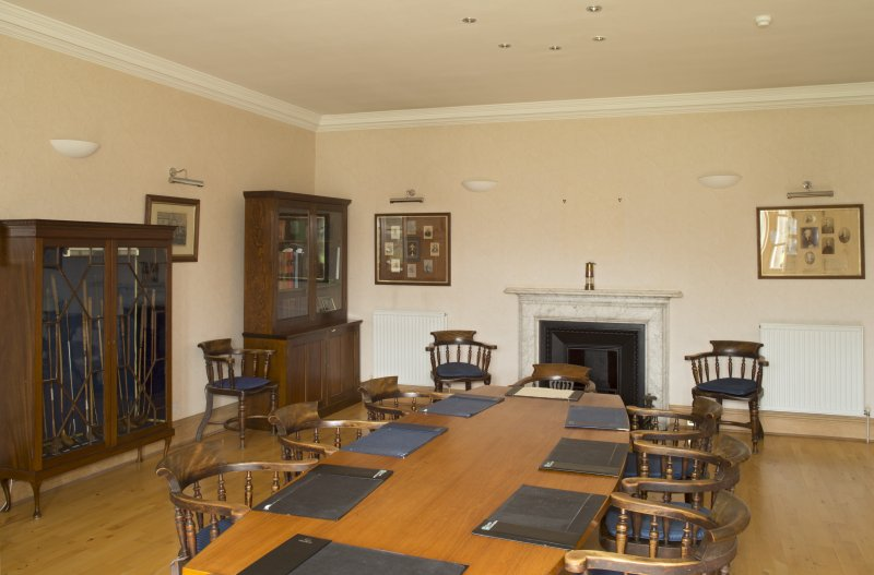 2nd floor. Club committee room.