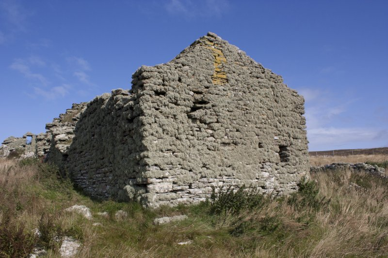 Tafts, Quendal, view of SW gable.