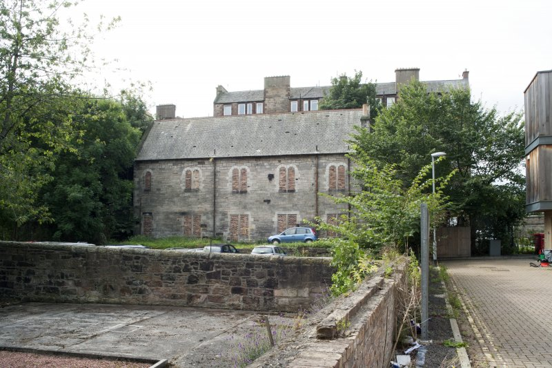 General view of St Kentigern's Church, St Peter's Place, Edinburgh, taken from the east.