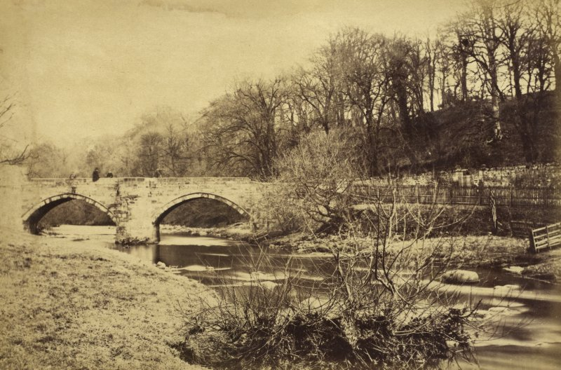 View of Old Bridge,  Newbattle