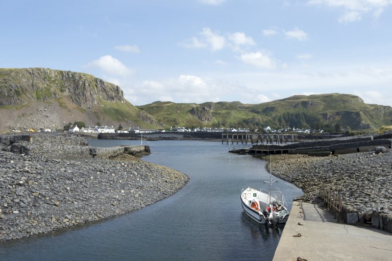 Harbour, view from south west