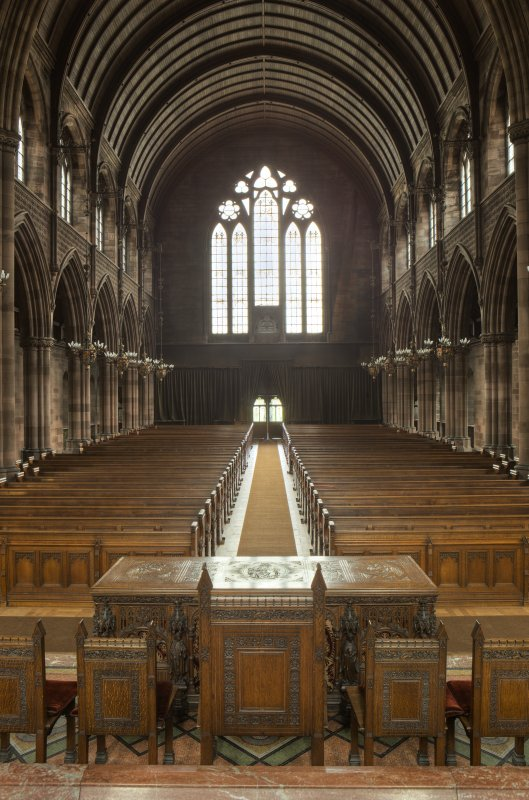Nave from north.