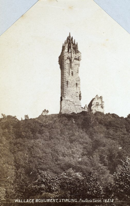 General view of monument. PHOTOGRAPH ALBUM NO.116: D M TURNBULL