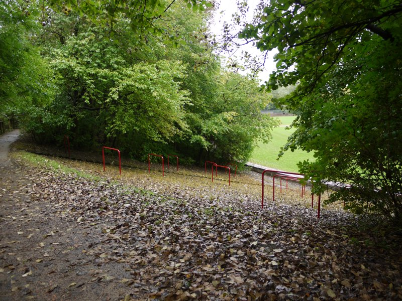 Investigator's images of Cathkin Park