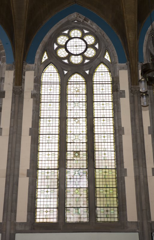 View of window on north east wall