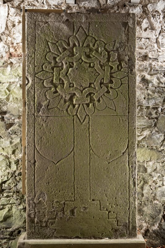 Medieval cross slab