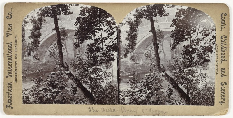 General view of Brig o' Doon