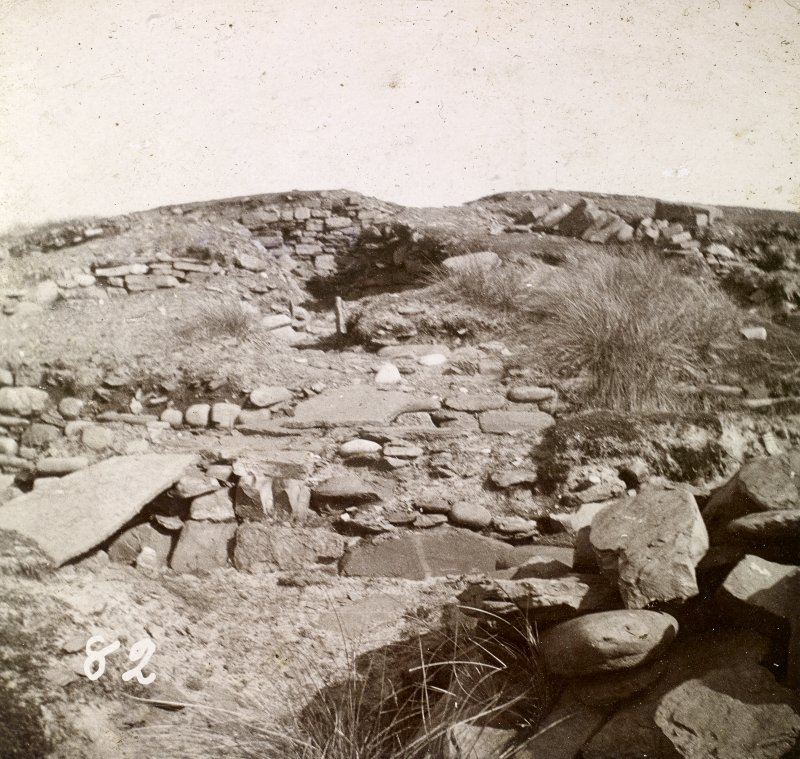 Photograph of Keiss Wester Broch.