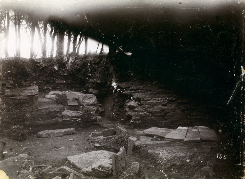 Photograph of Hill of Works broch. (Barrock)