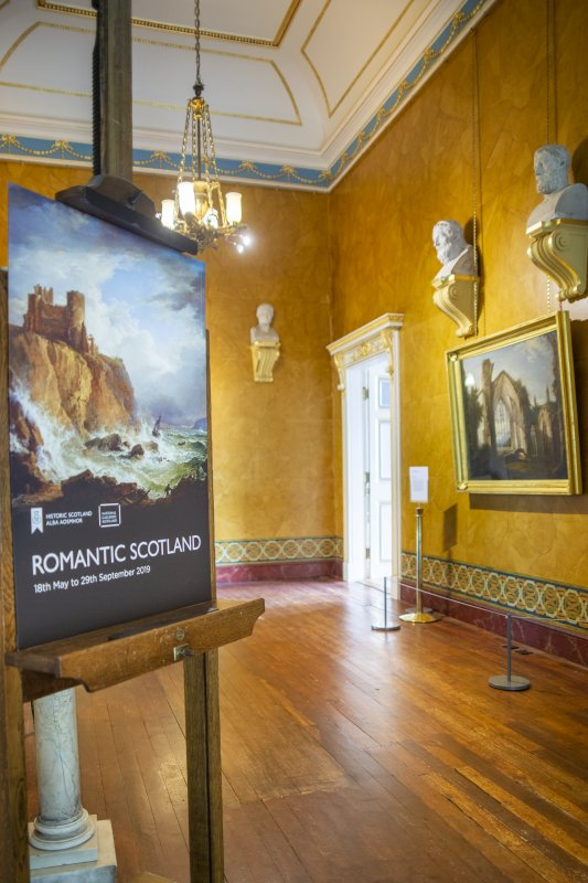 Romantic Scotland Exhibition at Duff House