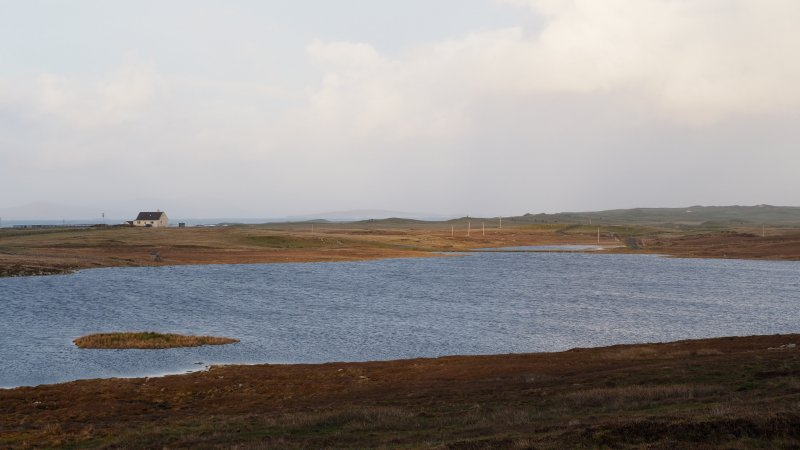 General view of Eilean Domhnuill