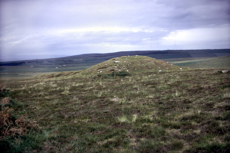 General view of cairn.