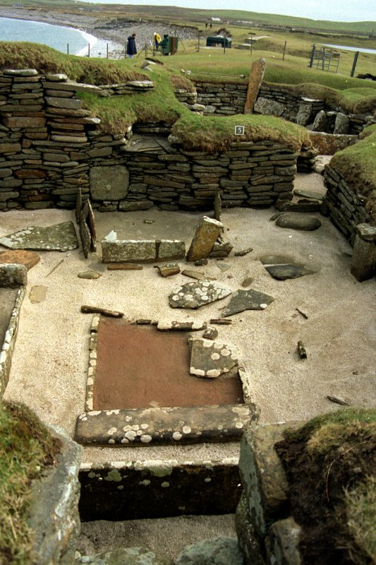 Skara Brae: view of house 5