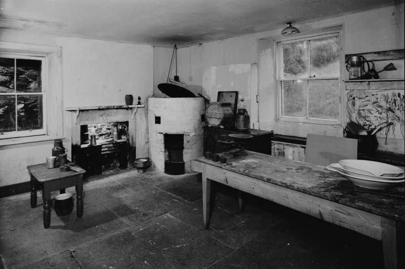 General view of scullery
