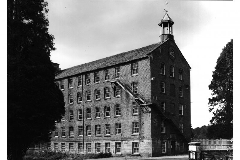 View of Bell Mill from North East