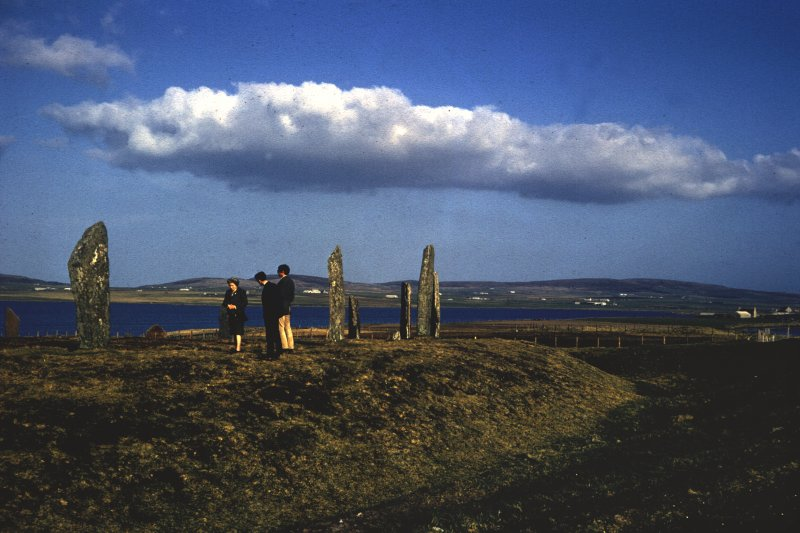 Photograph of the Ring of Brodgar.