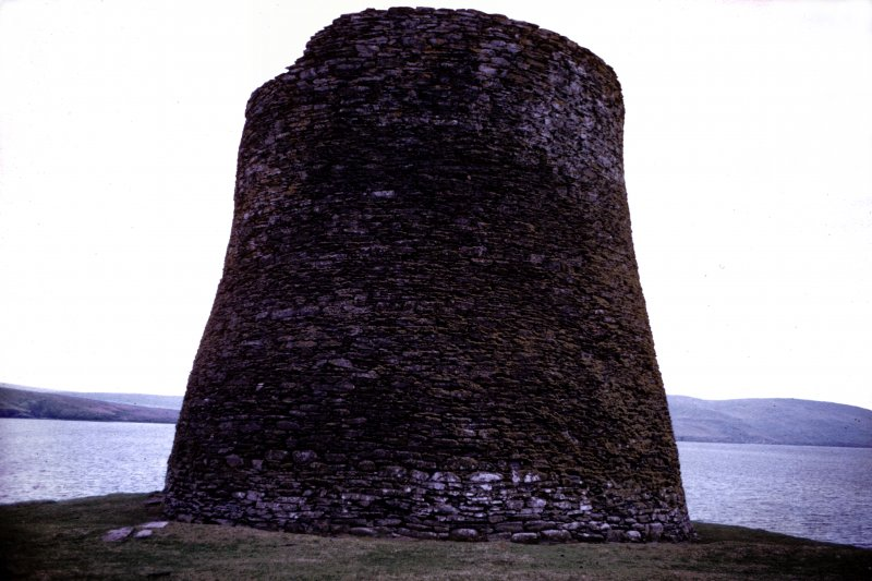 Mousa, view of broch