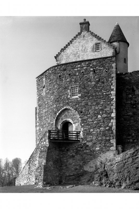 General view of Gatehouse from East Pl. 57B