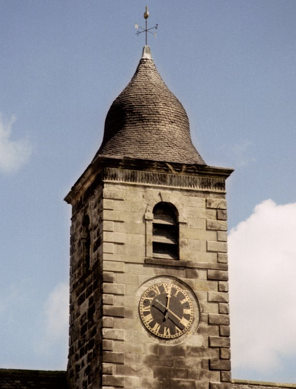 Detail of Steeple.