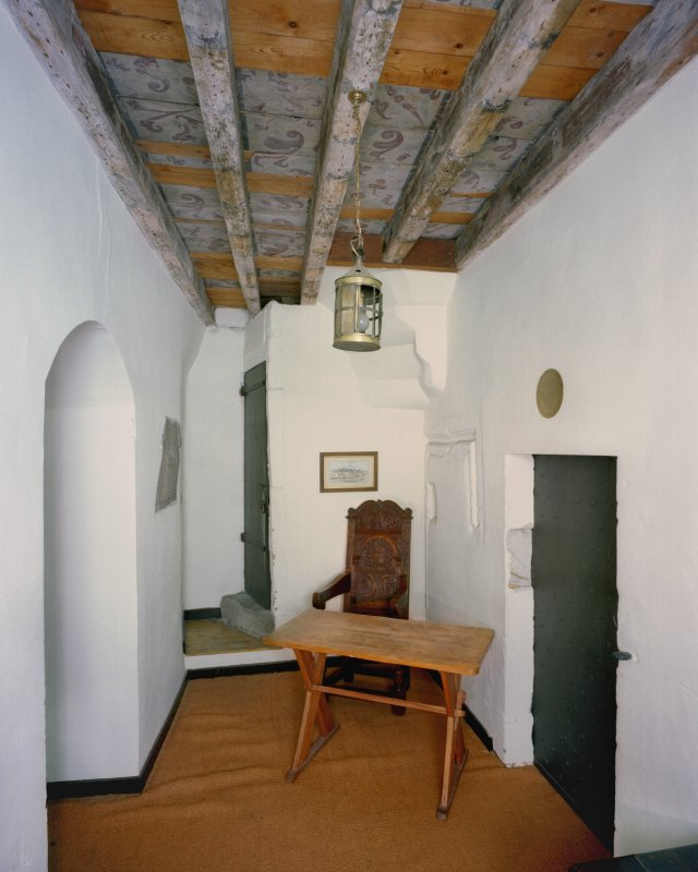 Entrance Hall, view from South.