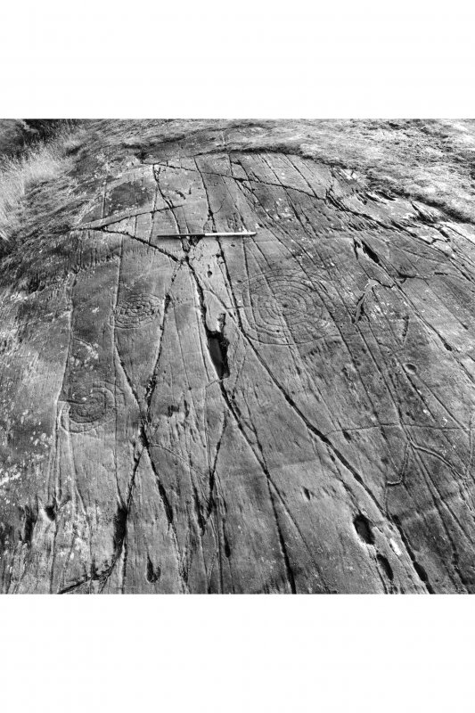 Achnabreck, cup-and-ring markings.