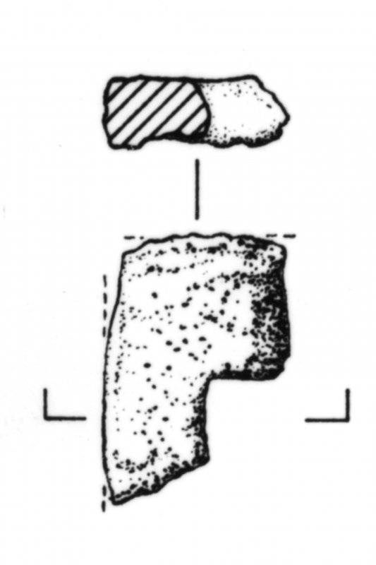 Early Christian carved stones. Cross bases, including those of St John's, St Matthew's and St Martin's.