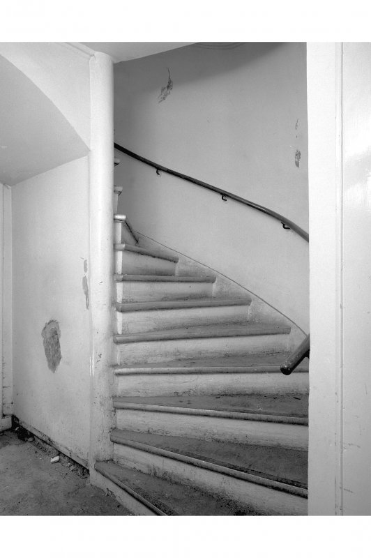 View of staircase, room 8
