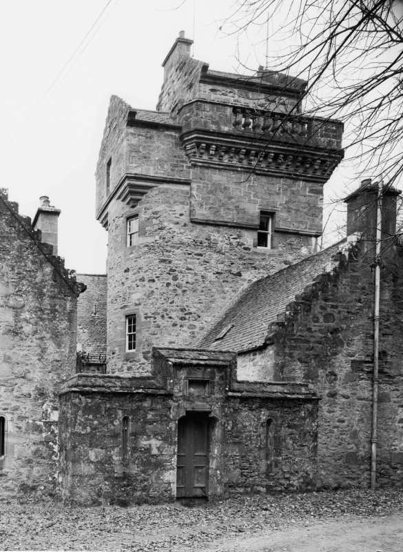 Blackcraig Castle. General view.