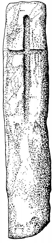 Publication drawing; Kilfinan, carved stone (1)