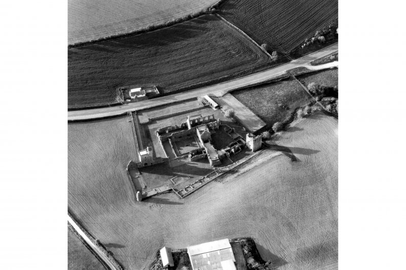 Cropped oblique aerial view.
