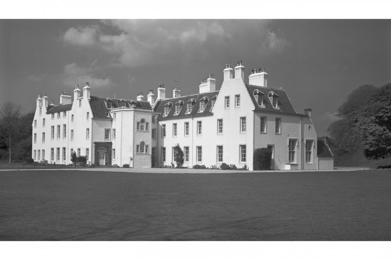 Islay House, Islay. View from South.