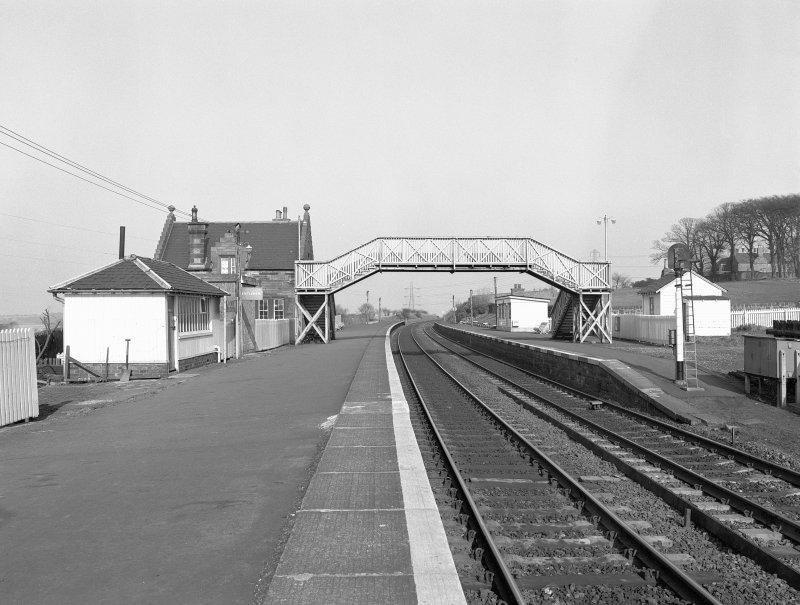 Midcalder Station General view from WSW