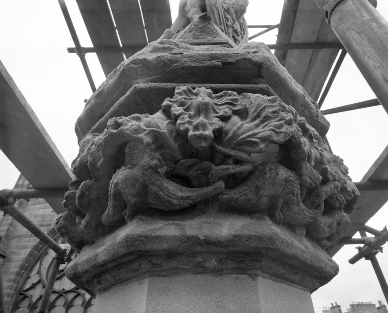 Detail of capital