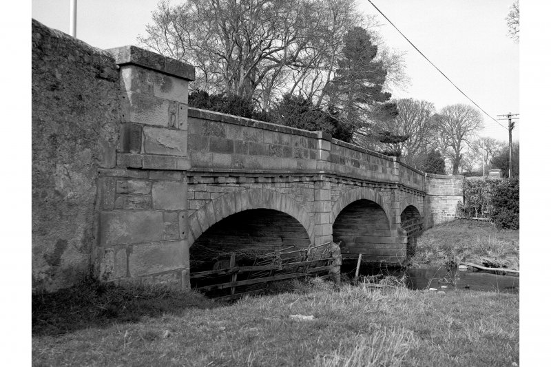 Ednam Bridge View from S