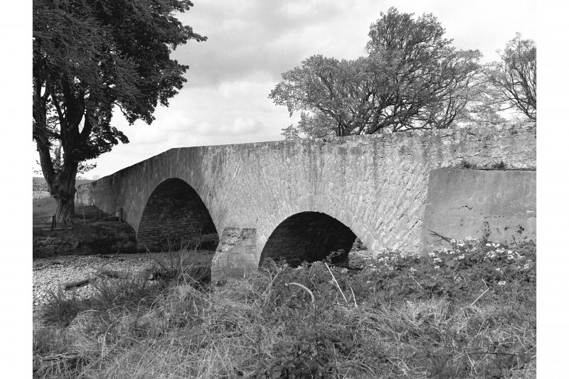 Clephanton, White Bridge General view
