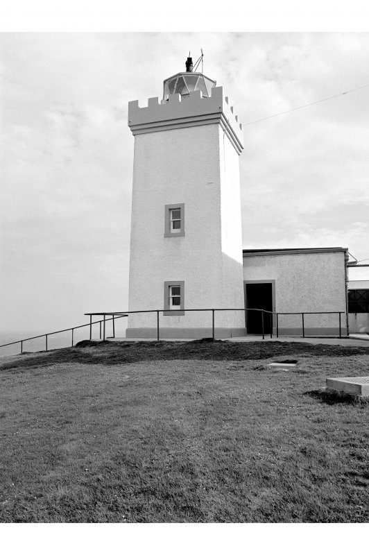Duncansby Head Lighthouse General view