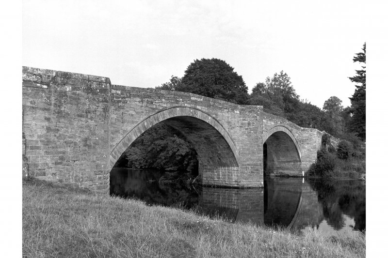 Thornhill, Nith Bridge General view