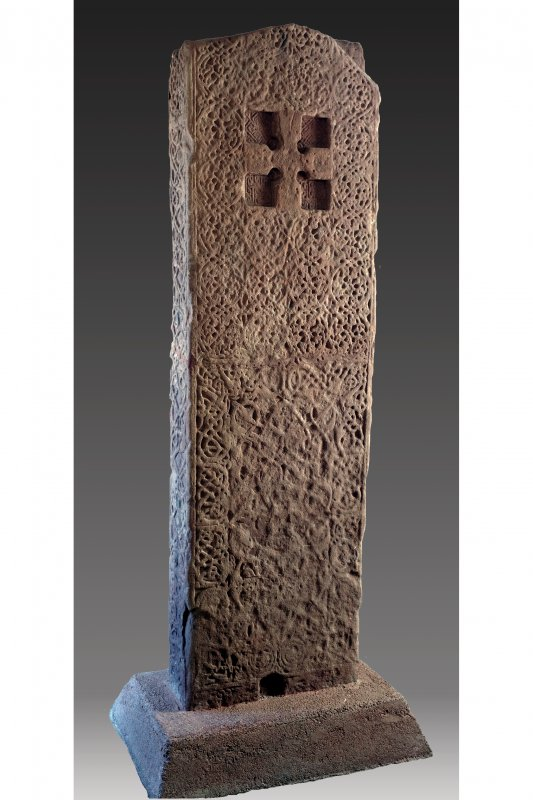 Rosemarkie Pictish cross slab (No.1)