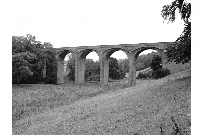 Pathhead, Lothian Bridge View from SW