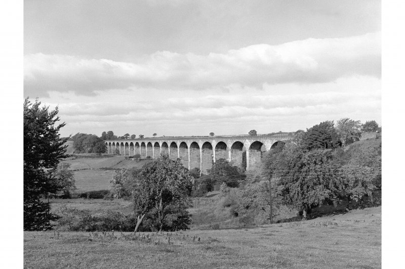 Avon Viaduct Raking general view
