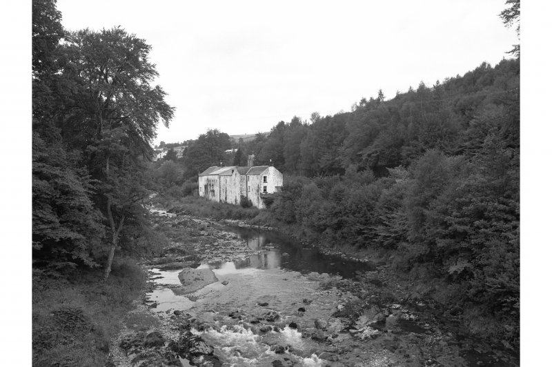 Langholm Distillery General view from SE