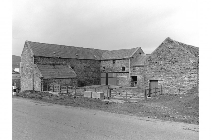 Kirbster Mill View from SE showing E front and S front