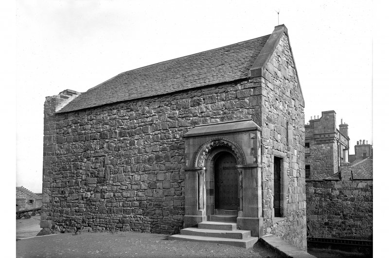 St Margaret's Chapel from North North West