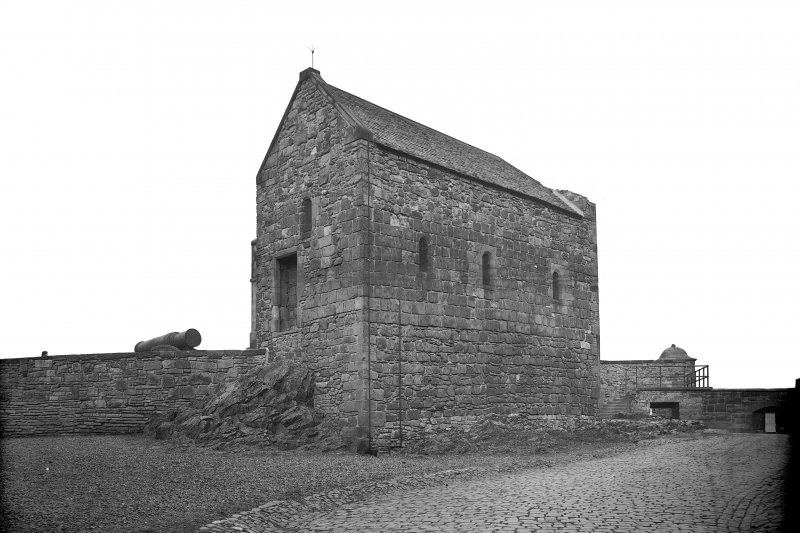 St Margaret's Chapel from South South West