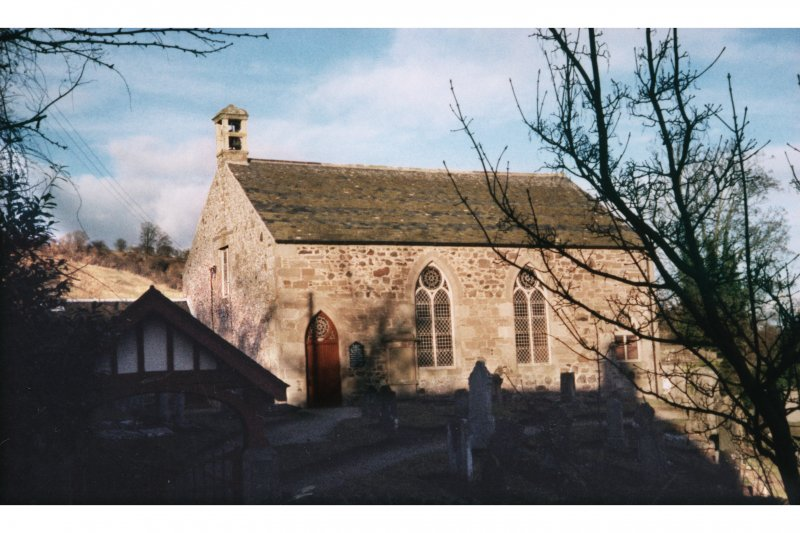 Kilspindie Parish Church Scanned image only.