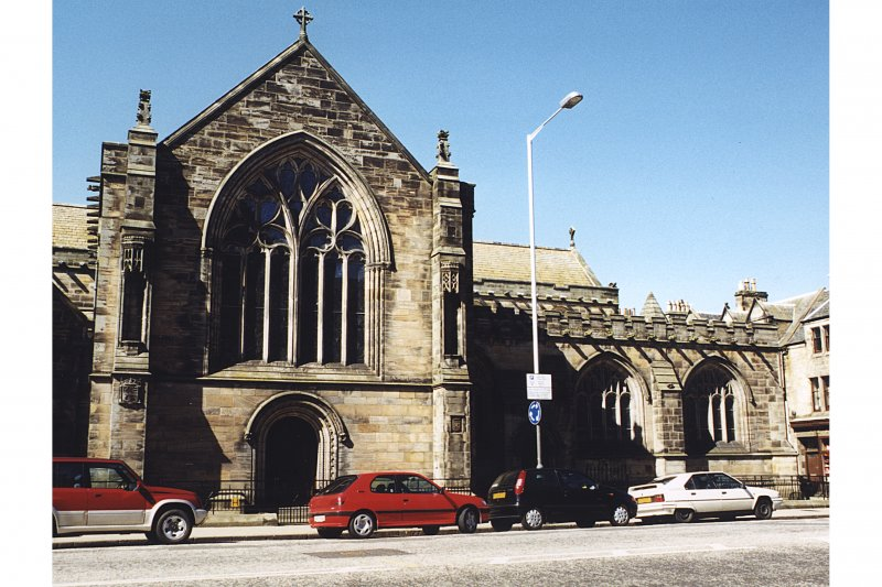 Holy Trinity Church, South Street, St Andrews Scanned image only.