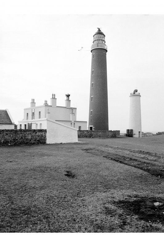 View of Butt of Lewis Lighthouse, Lewis.