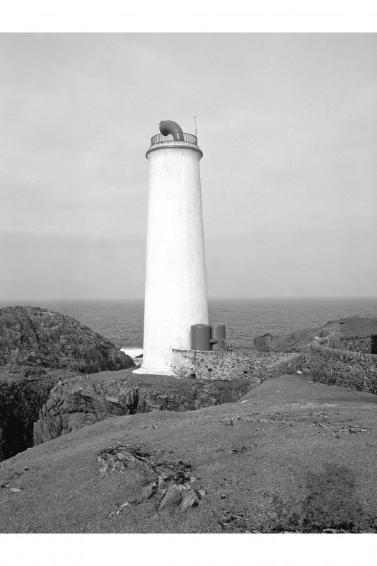 Lewis, Butt of Lewis Lighthouse, Foghorn General View