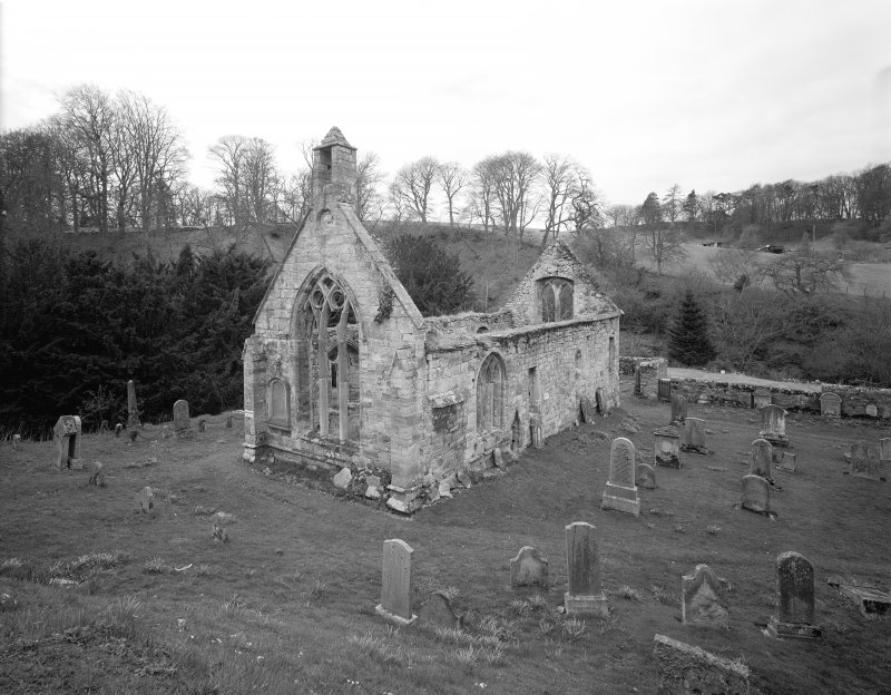 General view of Old Church from NE.