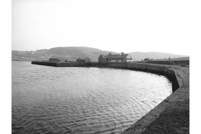 Carloway, Pier View from NE